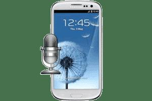تعمیر میکروفن موبایل سامسونگ