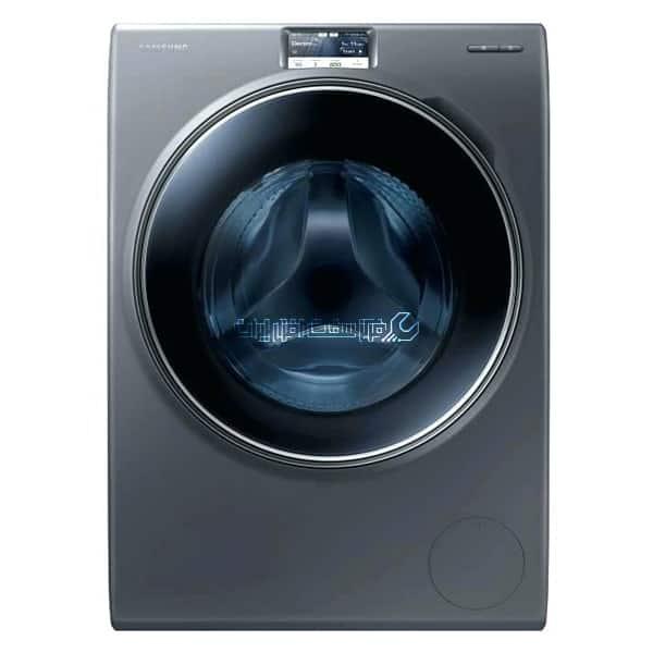 تمیز کردن ماشین لباسشویی سامسونگ