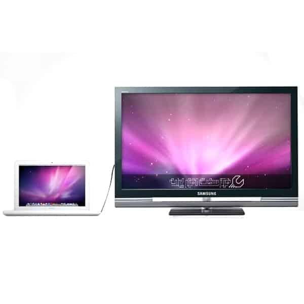 اتصال تلویزیون سامسونگ به رایانه
