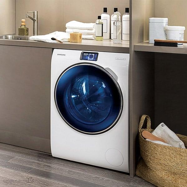 صدای ماشین لباسشویی سامسونگ
