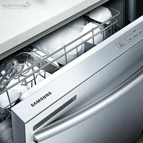 تمیز نشستن ماشین ظرفشویی سامسونگ