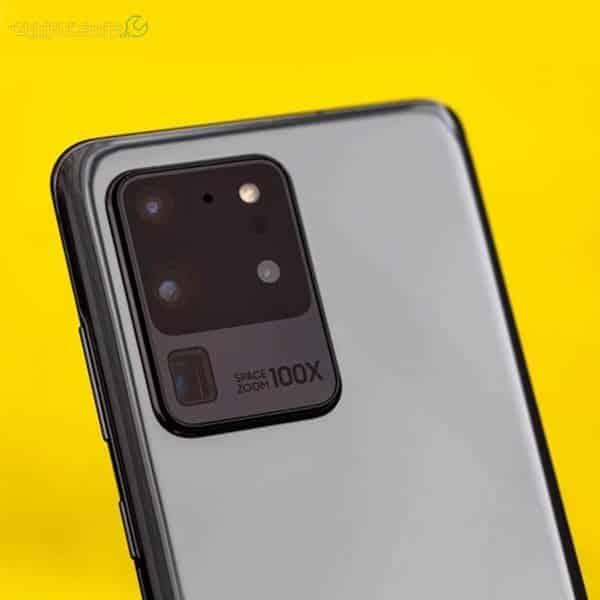 تضمین عملکرد دوربین گلکسی S20 Ultra