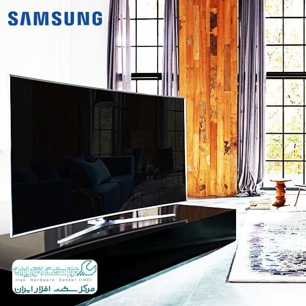 تعمیر سیاه شدن تصویر تلویزیون سامسونگ