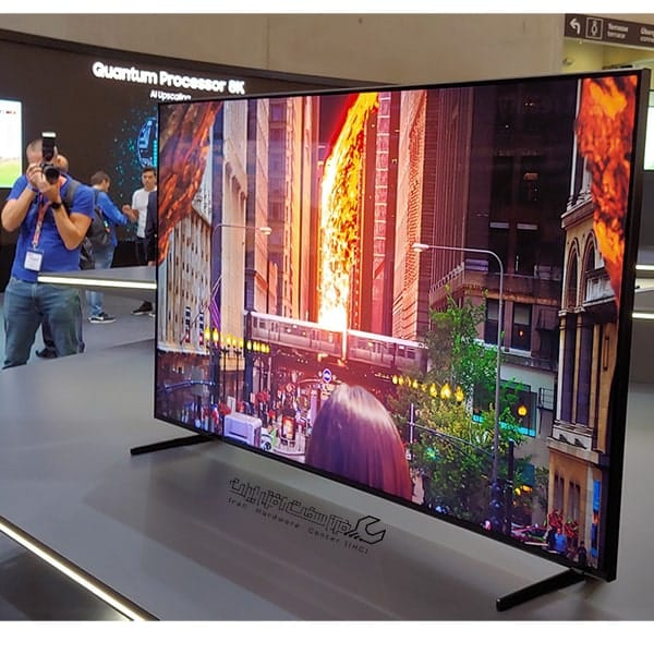 تلویزیون های هوشمند QLED 8K سامسونگ