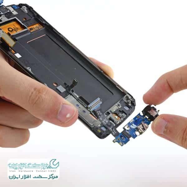 تعمیر مدار شارژ موبایل سامسونگ