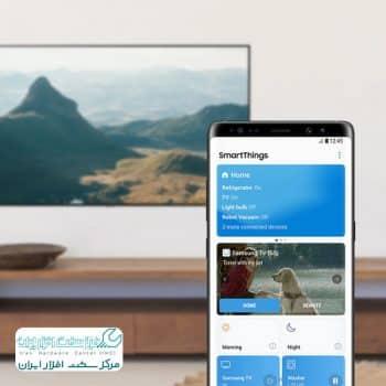 اتصال گوشی به تلویزیون سامسونگ