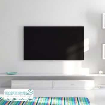 نصب تلویزیون سامسونگ روی دیوار