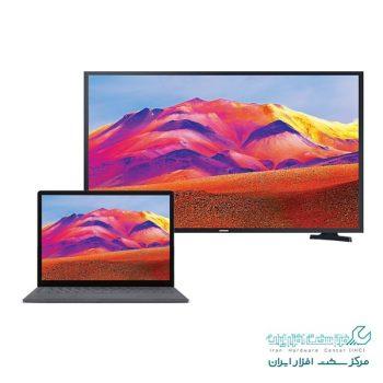 اتصال لپ تاپ به تلویزیون سامسونگ