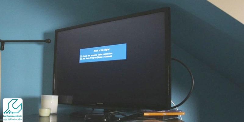 تصویر نداشتن شبکه های HD